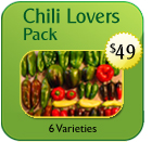 Non-Hybrid Chili Lovers Pack